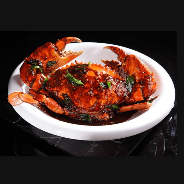 Best Black Pepper Crab in Singapore