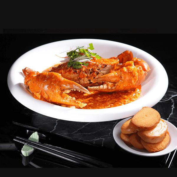 Best Chili Crab in Singapore